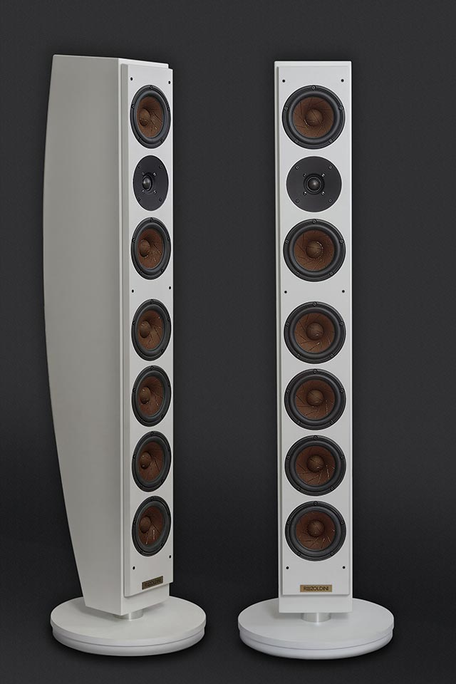 Cinema 7F speaker systems