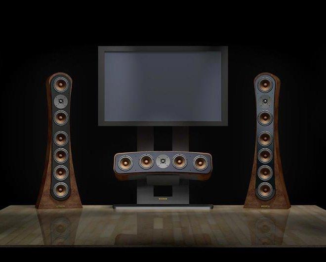 Акустические системы Reezoldini Master R Speakers
