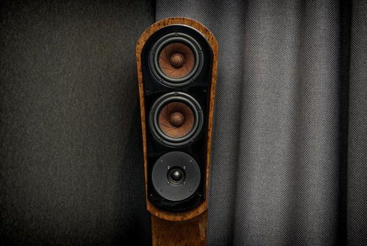 Master R3FS speaker systems