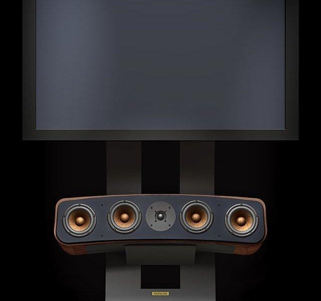 Акустическая система Reezoldini Master R5C центральный канал