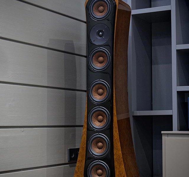 Акустические системы Reezoldini Master R7F Speakers
