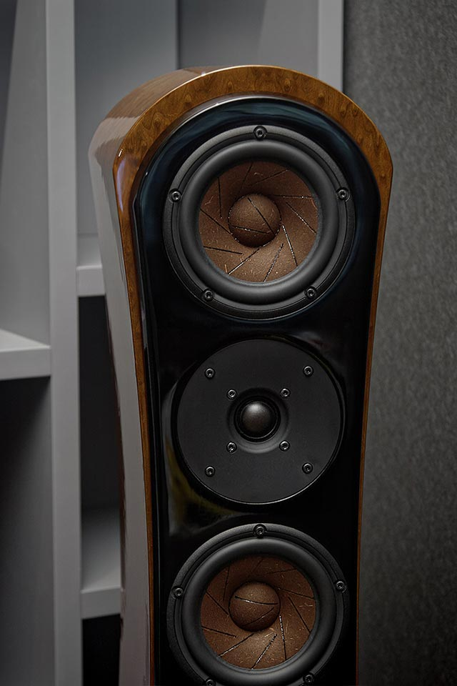 Reezoldini Master SE Floorstanding speakers