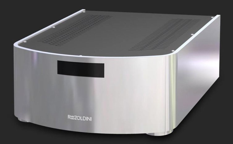 REEZOLDINI Power Amplifier