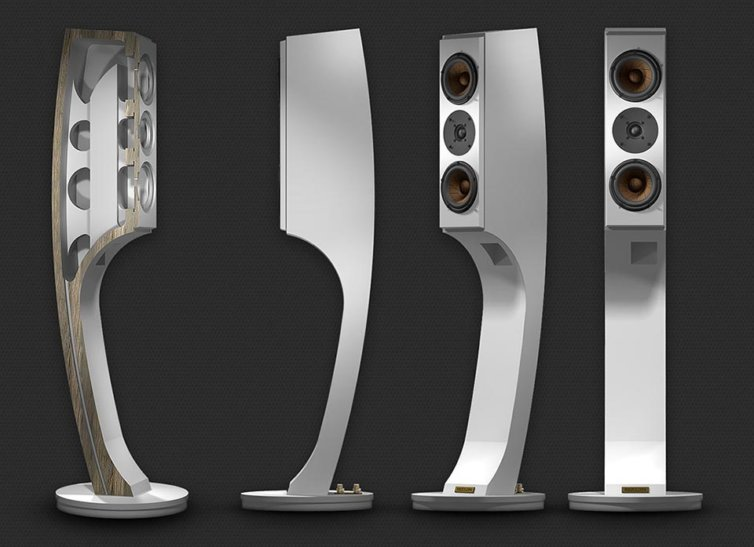 Cinema 3FS speaker systems