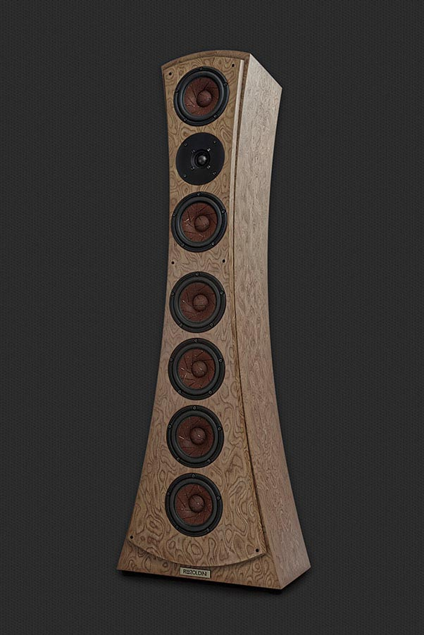 Reezoldini Master A7F speaker system