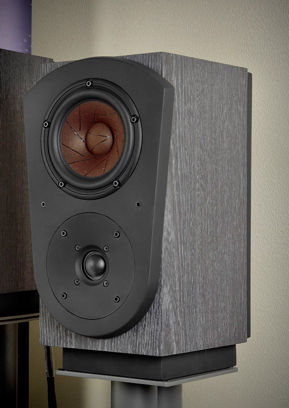 REEZOLDINI Master M4 bookshelf speakers