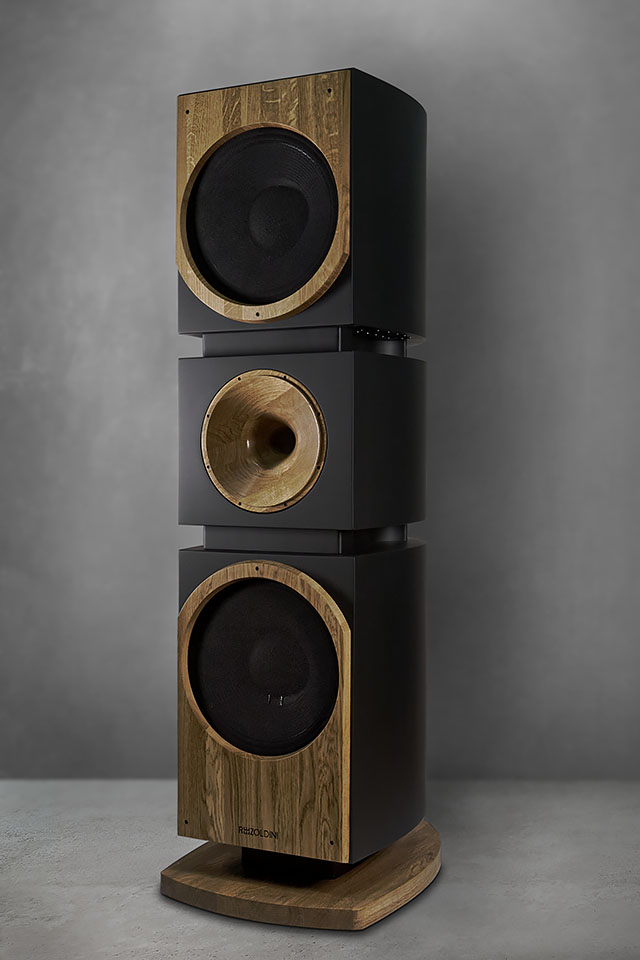 REEZOLDINI Odeon L4 Speakers