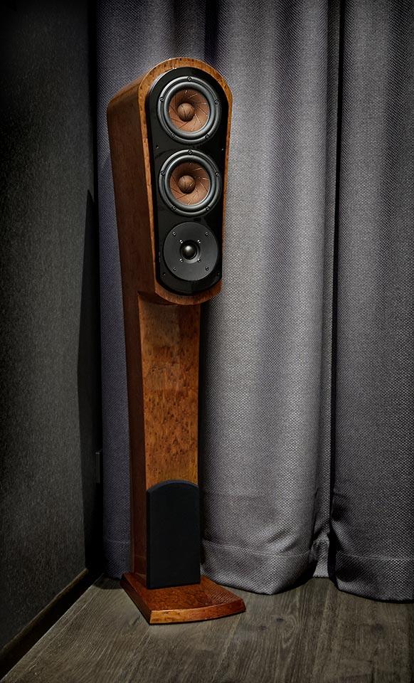 Reezoldini R3FS speaker system